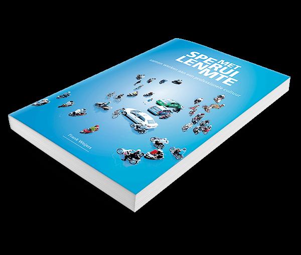 SMR cover boek