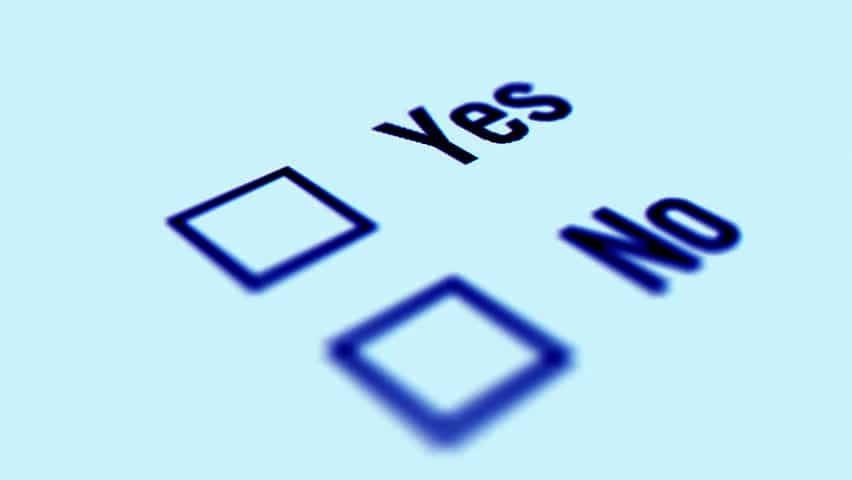 Het referendum: de valse illusie van democratie