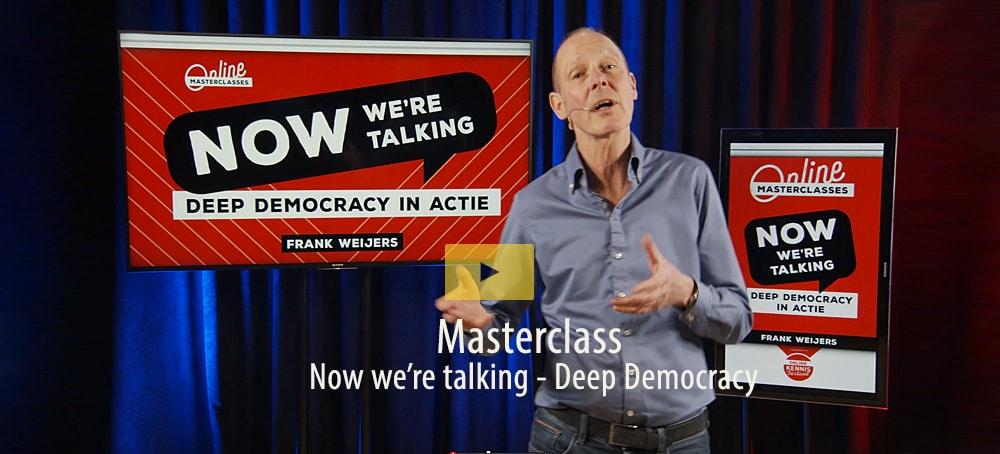 Masterclass Deep Democracy