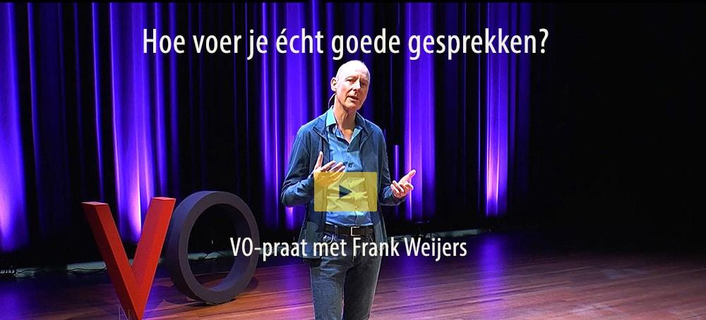 VO-praat Frank Weijers