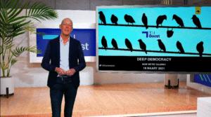 Deep Democracy Keynote Frank Weijers VRT